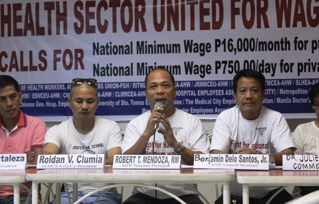'Aquino buying off state workers with crumbs'
