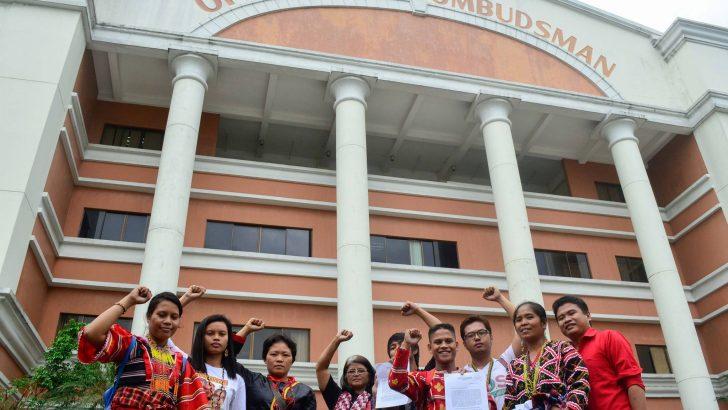 Lumad leaders, schools file charges vs Education Sec Luistro
