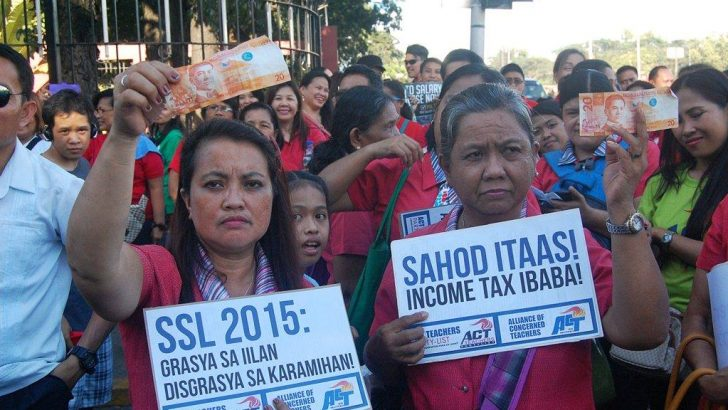 Public school teachers slam loan deductions from salaries