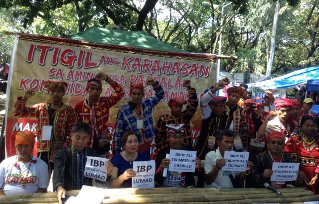 Lawyers group to take on cases of Lumad