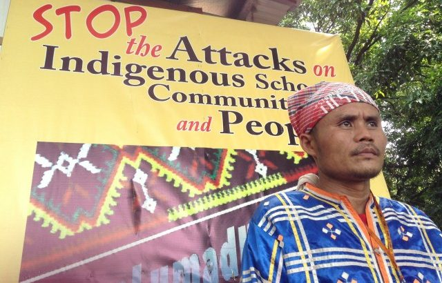 Alamara militia works with, and for the military – Lumad