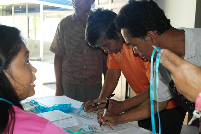 People Surge on disaster and rehabilitation