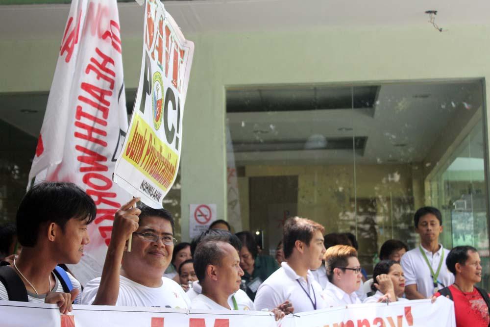 Orthopedic Center wins against privatization, remains vigilant