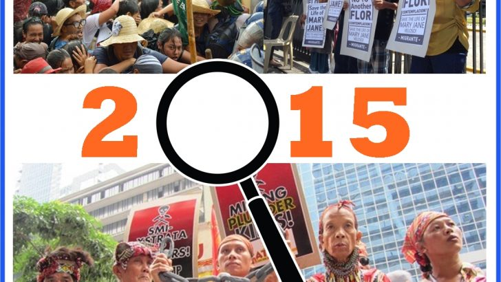 Yearender 2015 | Where did the 'Daang Matuwid' take the Filipino people?