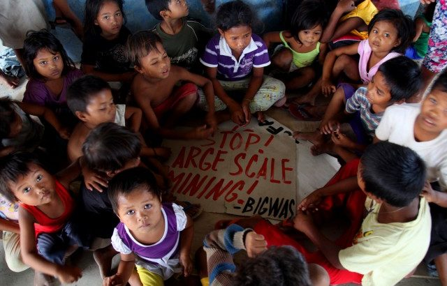 Military operations trigger evacuation anew in Compostela Valley