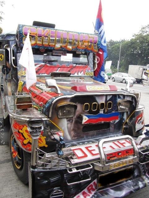 Jeepney by Bulatlat