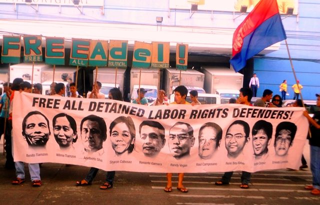 Under Aquino: Workers' rights exist only on paper