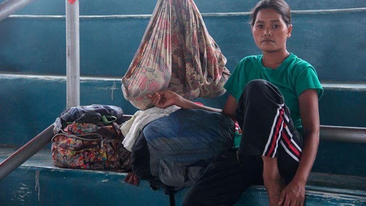 'Pablo' survivors that Aquino talked about at COP 21 now displaced by militarization