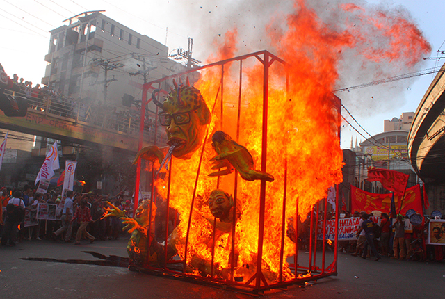 effigy in flames 2