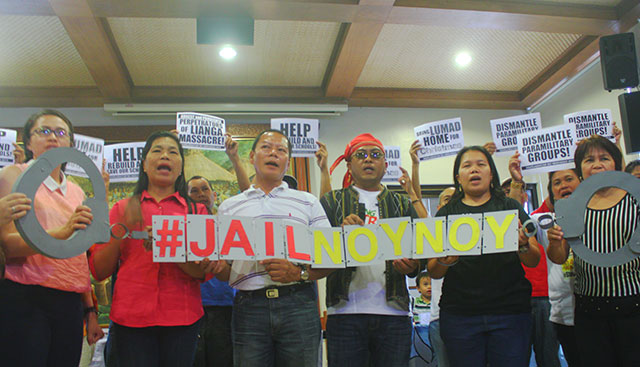 Under Aquino, no conviction on extrajudicial killings