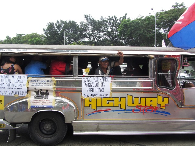 Toward national industrialization| Develop local manufacturers, jeepney assemblers say