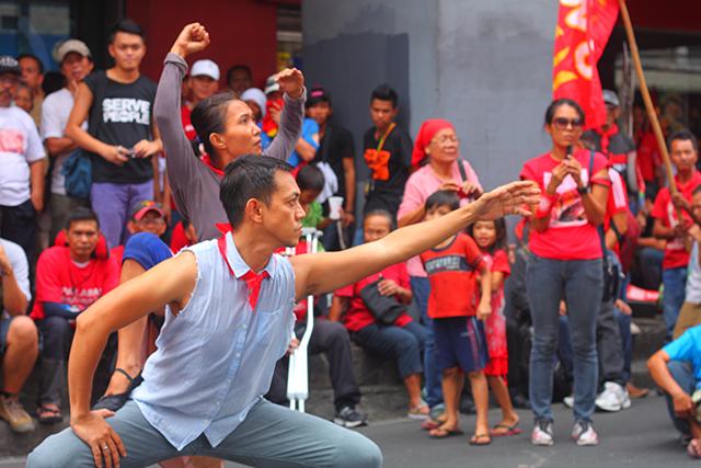 Celebrating Bonifacio