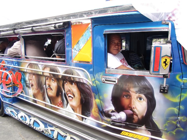 "Bulatlat Photo"" jeepney"