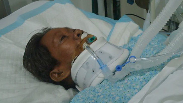 Compostela Valley woman leader dies from gunshot wounds