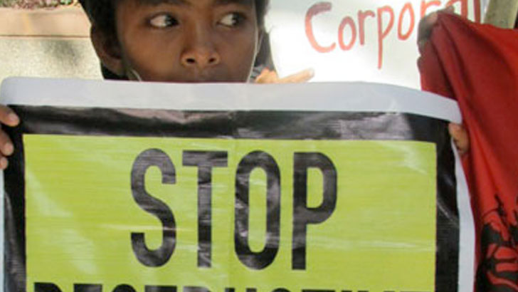 Another activist assaulted in Compostela Valley