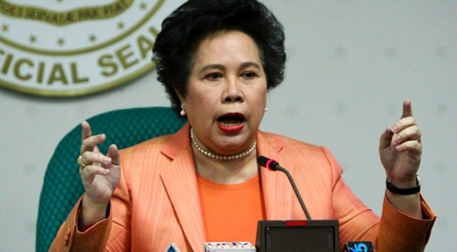 Miriam Defensor-Santiago | Will the Dragon Lady spew fire on third try for presidency?