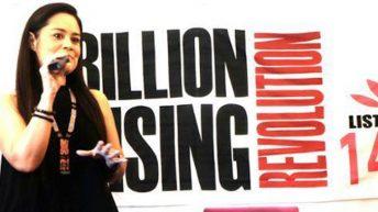 'One Billion Rising' to enjoin women, men on Valentine's Day
