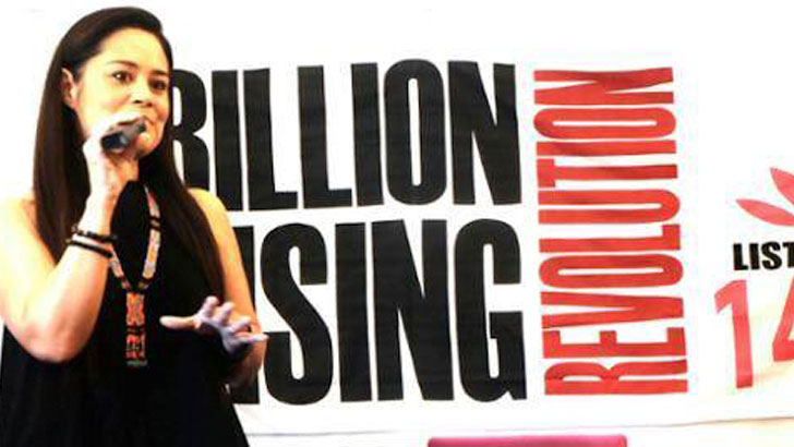 'One Billion Rising' to enjoin women, men on Valentine's Day