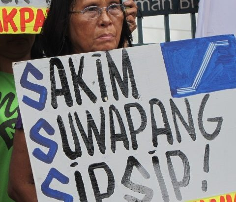 'If Aquino and SSS execs were real public servants, pension hike is feasible'