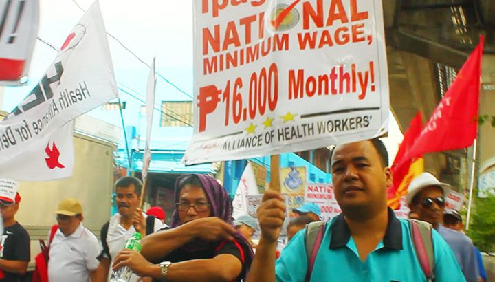 Makabayan solons to push for substantial wage hikes, social services in 2017 budget