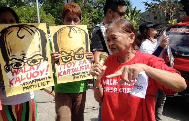 'Aquino allies in Congress panicked over possible veto override'