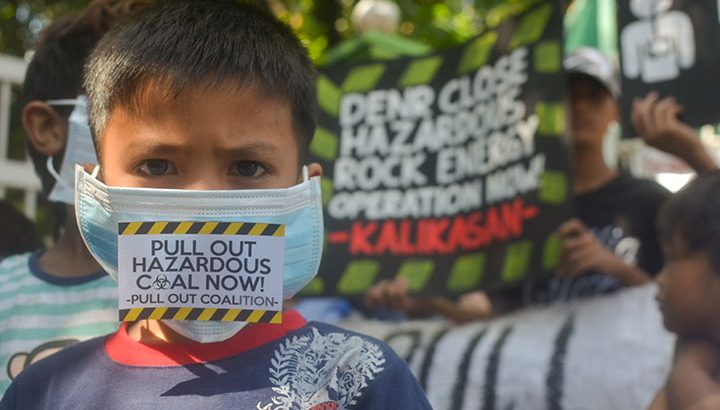 Tondo residents, green group call for end to coal stockpiling