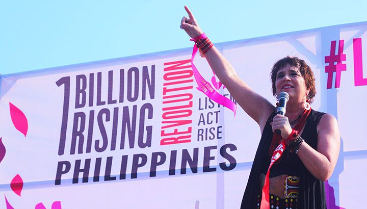 #OneBillionRising | Women call for 'revolution'