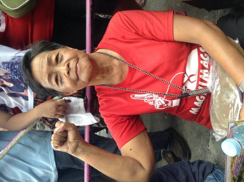 Ka Nhitz Gonzaga: From student to woman labor leader
