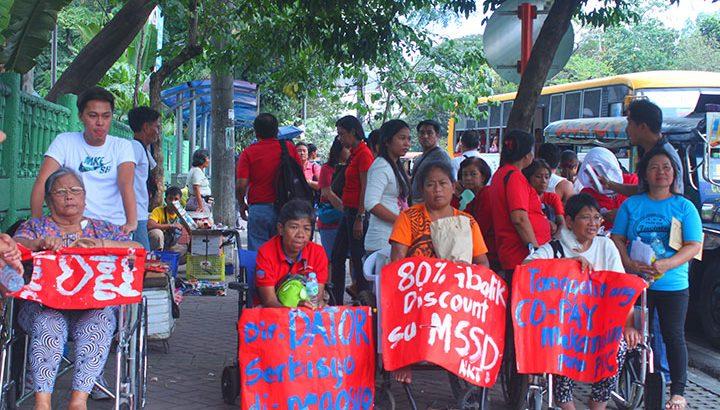 Poor patients decry NKTI's scrapping of 80% discount