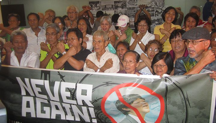 Martial law victims to frustrate Bongbong's VP bid