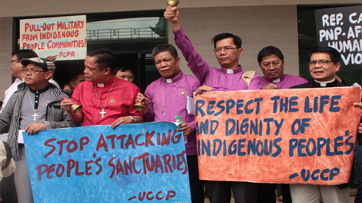 Group hits gov't order freezing the assets of Lumad sanctuary