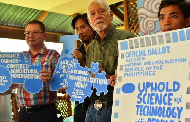 #Elections2016 |Scientists bat for genuine science, tech development in candidates' platform