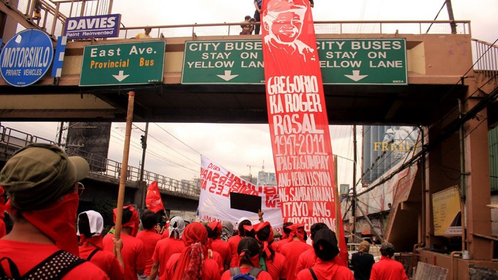 Thousands pay tribute to Ka Roger Rosal, a revolutionary