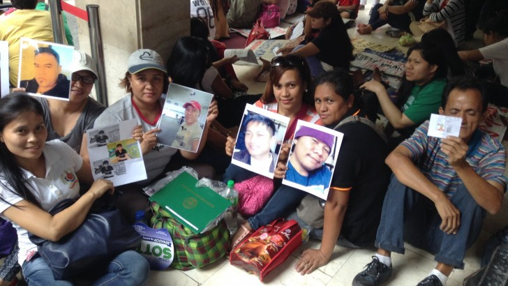 Dreams turned into a continuing nightmare for stranded OFWs in Saudi