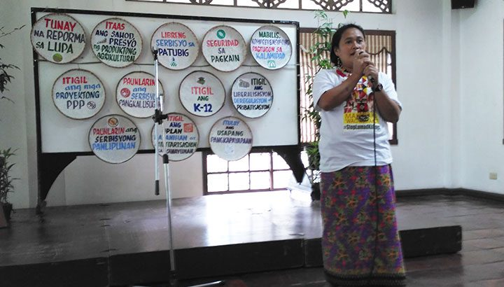 'Pull out troops in peasant communities,' groups call on CHR