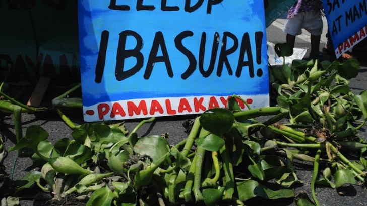 Fisherfolk, residents oppose 'wholesale destruction' of Laguna Lake