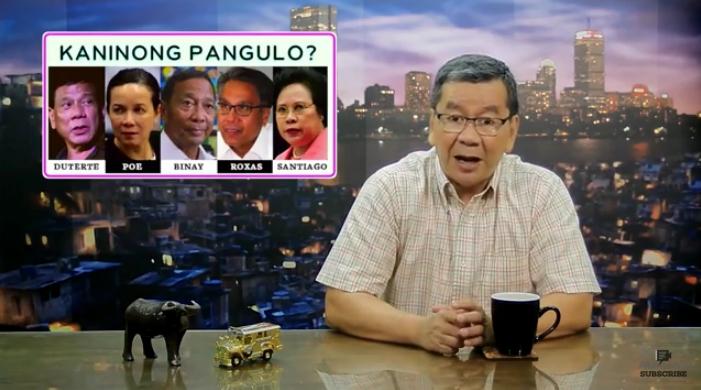 Serious Na | Kaninong Pangulo?