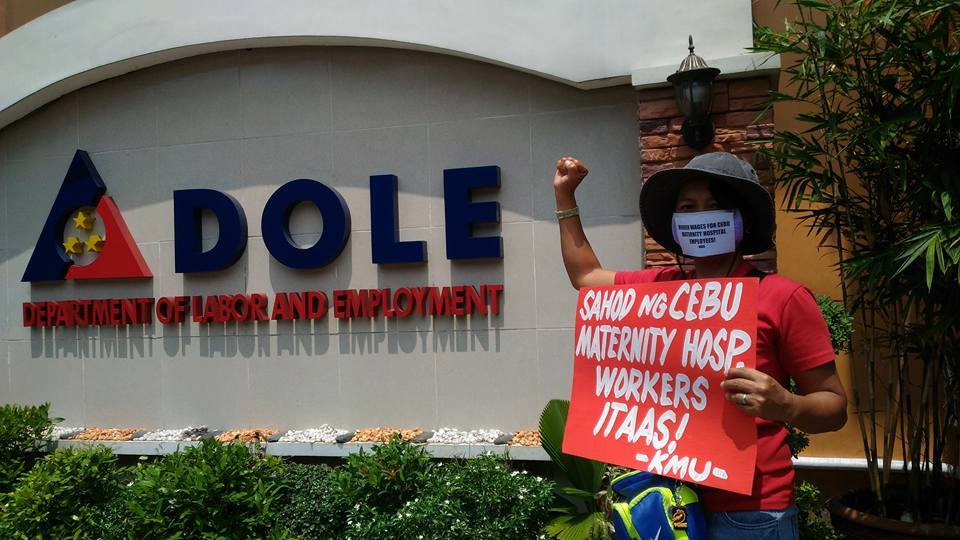 Solon wants probe on illegal lockout in Cebu maternity hospital