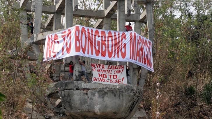 North says 'No to Bongbong'