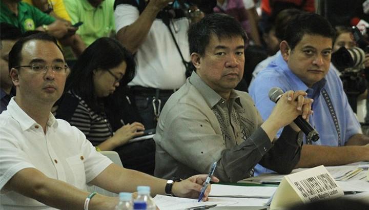 Senators chide police for using firearms in Kidapawan City