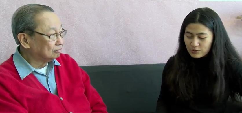 Ilena Saturay  interview s  JMS