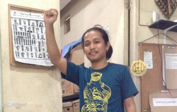 Freed political prisoner calls for release of Cotabato farmers