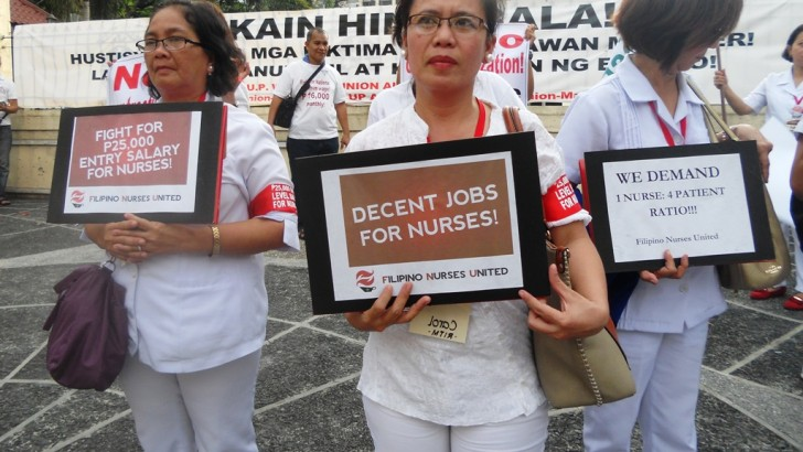 'Disturbing' | Group alarmed by termination of 40 nurses in Bulacan