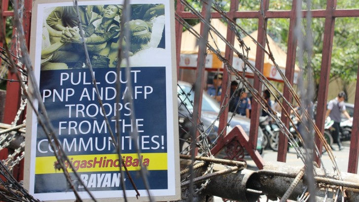 Groups denounce arrest of responding health workers in Kidapawan dispersal