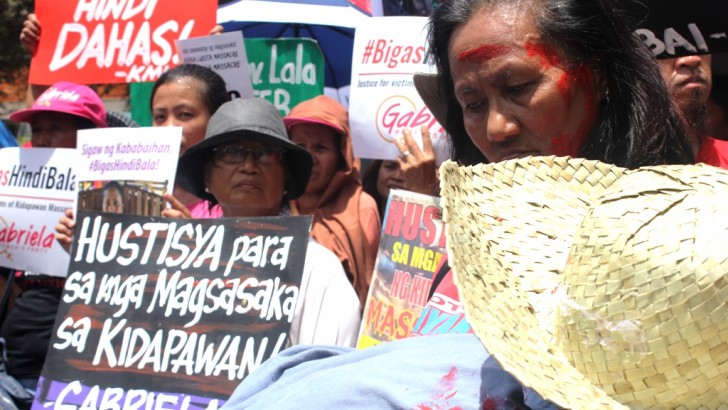 Global Day of Action | Groups demand justice for Cotabato farmers