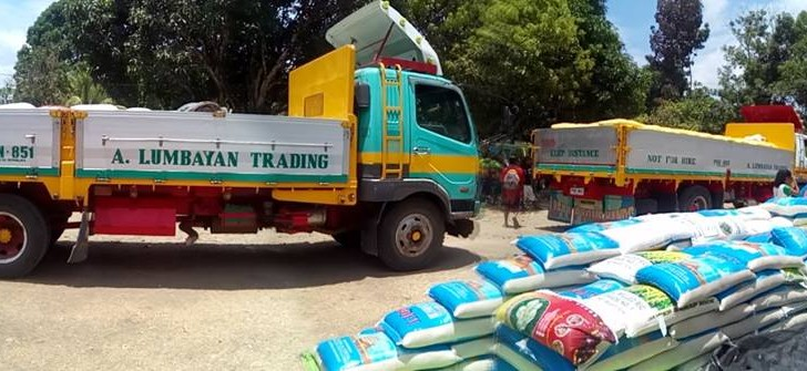 Rice donations pour in for protesting farmers in Kidapawan