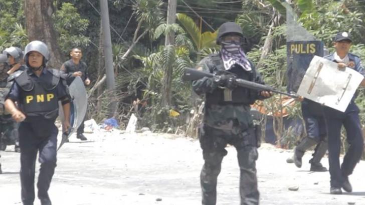 'Cover-up'   Solon slams police search in farmers' sanctuary in Kidapawan
