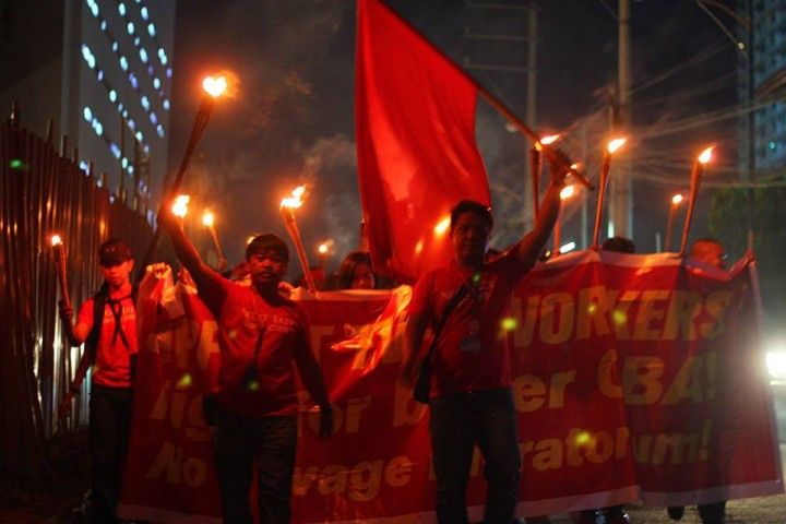 Impending strike brewing at TV5