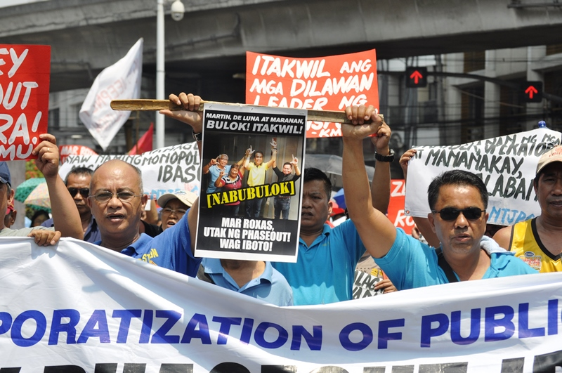 No to Jeepney Phaseout coalition