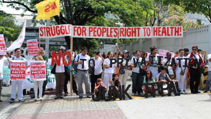 World Health Day |Groups decry worsening health condition of Filipinos